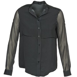 Textiel Dames Overhemden Joseph PRINCIPE Zwart