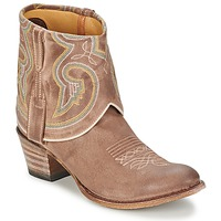 Schoenen Dames Laarzen Sendra boots 11011 TAUPE