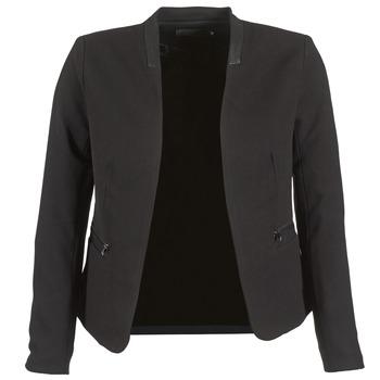 Textiel Dames Jasjes / Blazers Only TAMARA Zwart