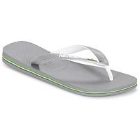Schoenen Slippers Havaianas BRASIL MIX Grijs