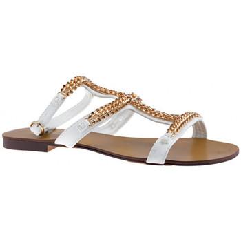 Schoenen Dames Sandalen / Open schoenen F. Milano  Wit