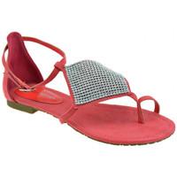 Schoenen Dames Slippers F. Milano  Roze