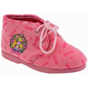 Schoenen Meisjes Babyslofjes Barbie  Roze