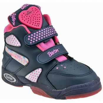Schoenen Kinderen Hoge sneakers Barbie  Blauw