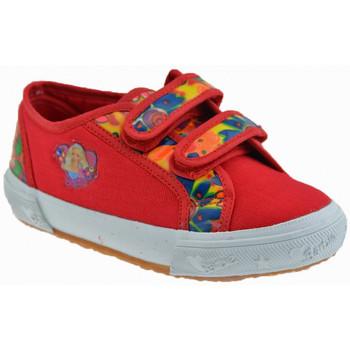 Schoenen Kinderen Lage sneakers Barbie  Rood