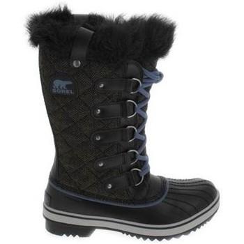 Schoenen Dames Snowboots Sorel Tofino Herringbone Marron Brown