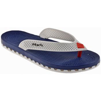 Schoenen Heren Slippers Sensi  Wit