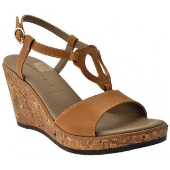 Schoenen Dames Sandalen / Open schoenen Donna Serena  Brown