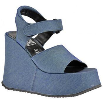 Schoenen Dames Sandalen / Open schoenen No End  Blauw