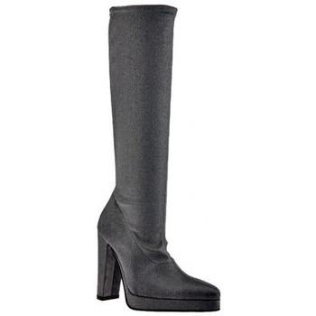 Schoenen Dames Hoge laarzen No End  Grijs