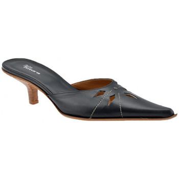 Schoenen Dames Klompen No End  Zwart