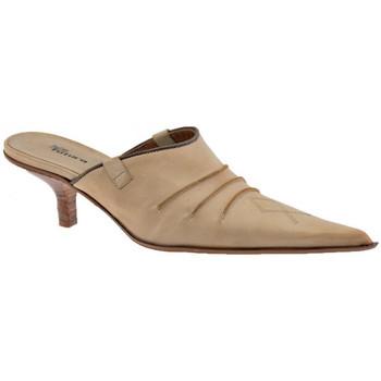 Schoenen Dames Klompen No End  Beige