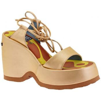 Schoenen Dames Sandalen / Open schoenen No End  Goud