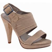 Schoenen Dames Sandalen / Open schoenen Chedivé  Beige