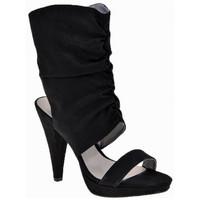 Schoenen Dames Sandalen / Open schoenen Chedivé  Zwart