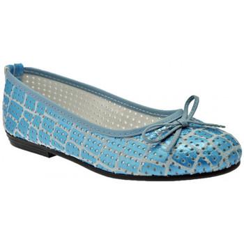 Schoenen Dames Ballerina's Chedivé  Blauw