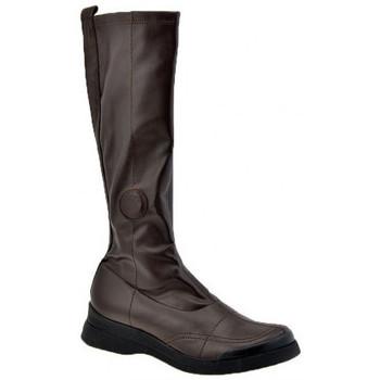 Schoenen Dames Hoge laarzen Janet&Janet  Brown
