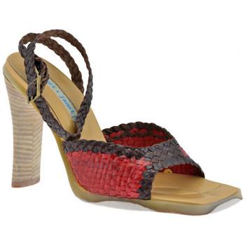 Schoenen Dames Sandalen / Open schoenen Janet&Janet  Rood
