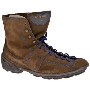 Schoenen Heren Laarzen Docksteps  Brown