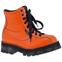 Schoenen Dames Laarzen Cult  Orange