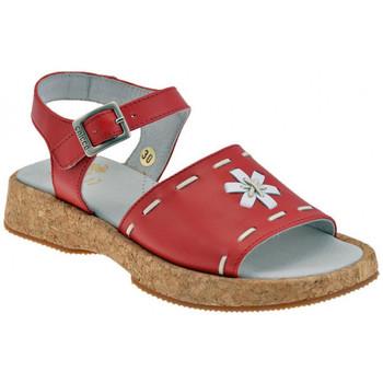 Schoenen Kinderen Sandalen / Open schoenen Chicco  Rood