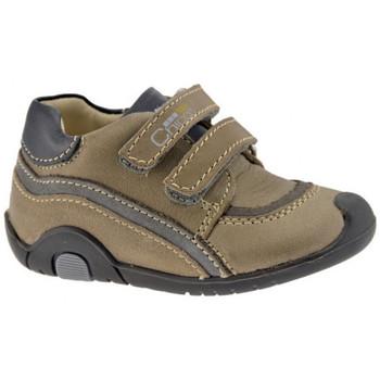 Schoenen Meisjes Lage sneakers Chicco  Grijs