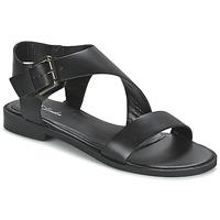 Schoenen Dames Sandalen / Open schoenen Betty London EMALIA Zwart