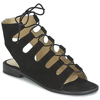 Schoenen Dames Sandalen / Open schoenen Betty London EBITUNE Zwart