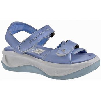 Schoenen Kinderen Sandalen / Open schoenen Fornarina  Blauw