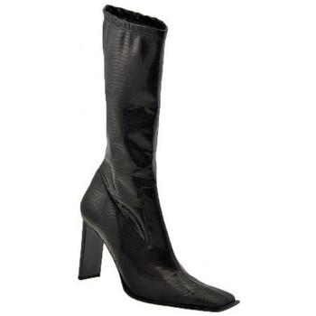 Schoenen Dames Hoge laarzen Strategia  Zwart