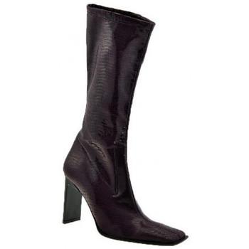 Schoenen Dames Hoge laarzen Strategia  Violet