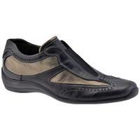 Schoenen Dames Hoge sneakers Stonefly  Zwart