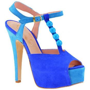 Schoenen Dames pumps Cuomo  Blauw
