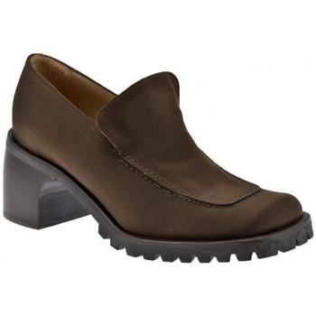 Schoenen Dames Mocassins Now  Brown