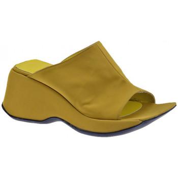 Schoenen Dames Klompen Now  Brown
