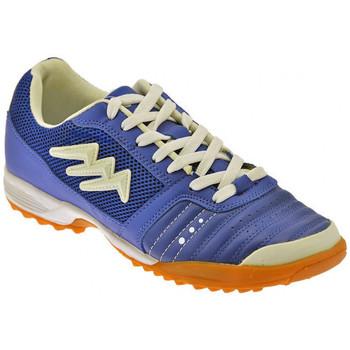 Schoenen Heren Voetbal Agla  Blauw