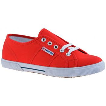 Schoenen Dames Lage sneakers Superga  Rood