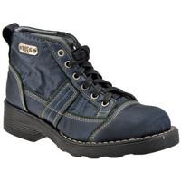 Schoenen Dames Laarzen Tks  Blauw
