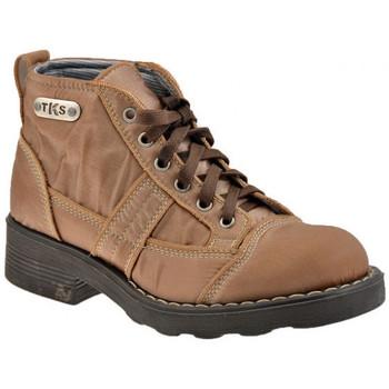 Schoenen Dames Laarzen Tks  Beige