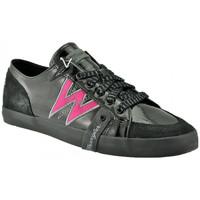 Schoenen Dames Lage sneakers Wrangler  Zwart