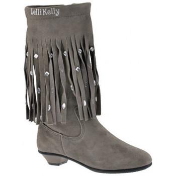 Schoenen Kinderen Hoge laarzen Lelli Kelly  Grijs