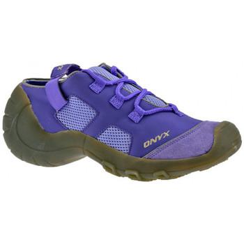 Schoenen Dames Lage sneakers Onyx  Violet