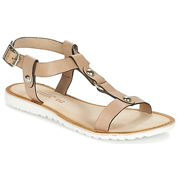 Schoenen Dames Sandalen / Open schoenen Balsamik MONDI Beige