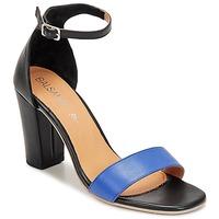 Schoenen Dames Sandalen / Open schoenen Balsamik FORTA Zwart / Blauw
