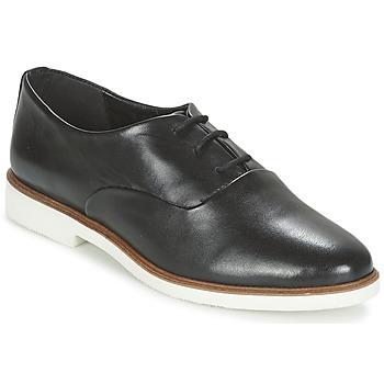 Schoenen Dames Derby Balsamik LARGO Zwart