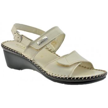 Schoenen Dames Sandalen / Open schoenen Susimoda  Beige