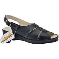 Schoenen Dames Sandalen / Open schoenen Susimoda  Blauw