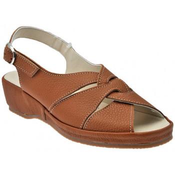 Schoenen Dames Sandalen / Open schoenen Susimoda  Brown