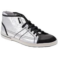 Schoenen Heren Hoge sneakers OXS  Zilver