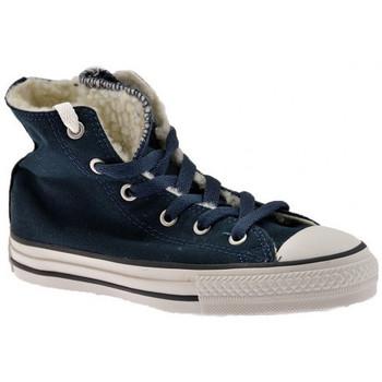 Schoenen Kinderen Hoge sneakers Converse  Blauw